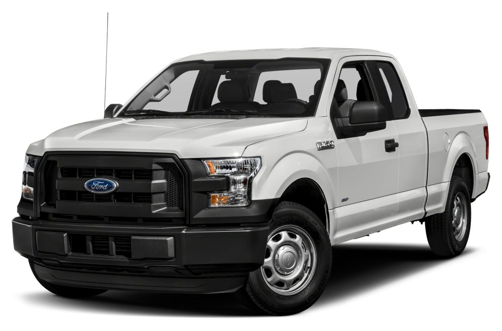 medium resolution of 2017 ford f 150 xl 4x4 supercab styleside 8 ft box 163 in wb pricing and options