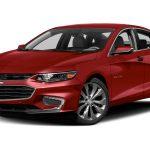 2018 Chevrolet Malibu Premier 4dr Sedan Pricing And Options