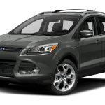 2016 Ford Escape Titanium 4dr 4x4 Pricing And Options