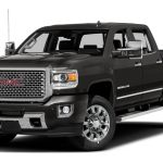 2017 Gmc Sierra 2500hd Denali 4x4 Crew Cab 6 6 Ft Box 153 7 In Wb Specs And Prices