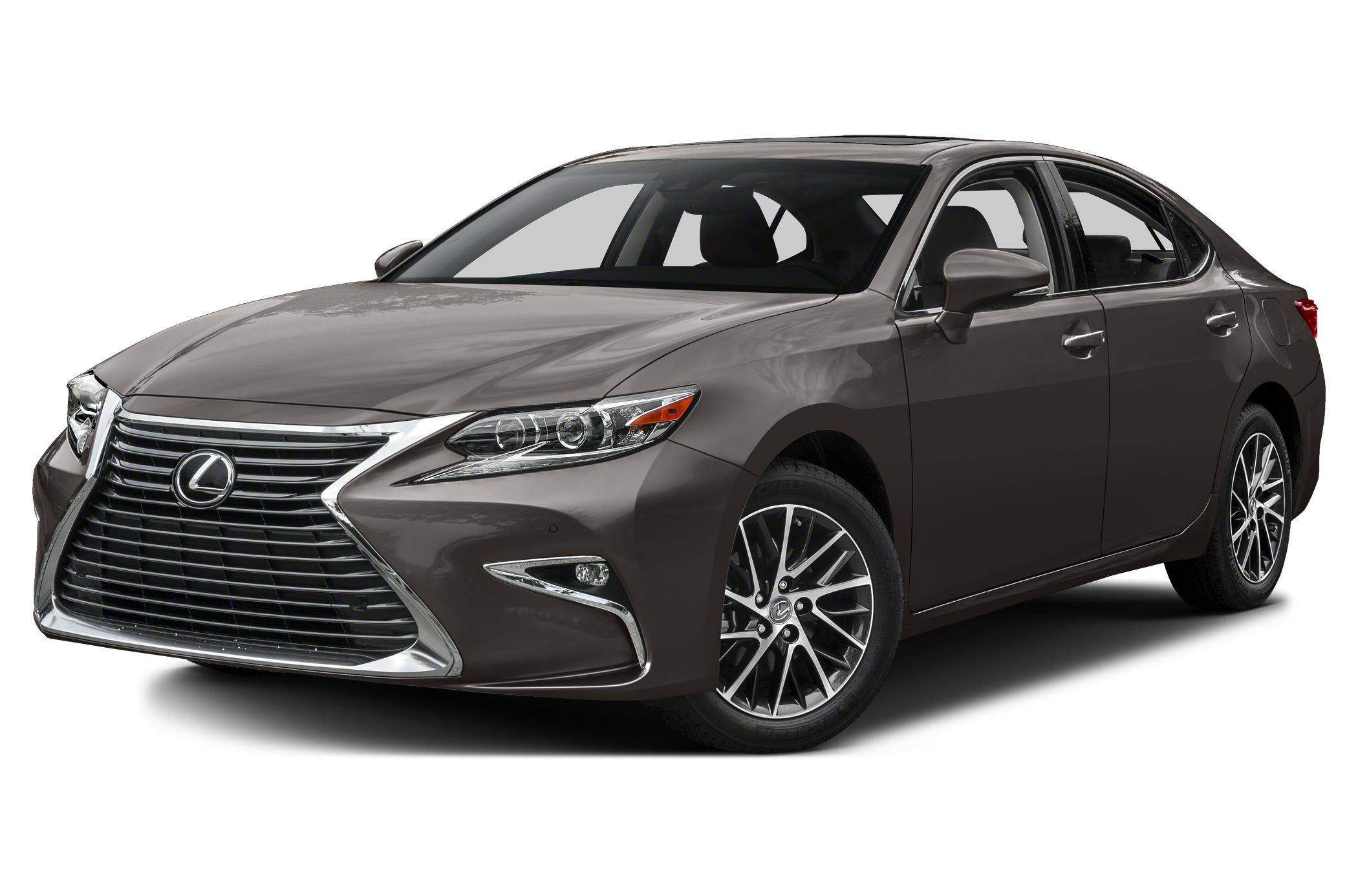 2017 Lexus ES 350 New Car Test Drive