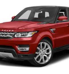 2016 land rover range rover sport 3 0l v6 supercharged se 4dr 4x4 specs and prices [ 2100 x 1386 Pixel ]