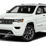 2020 Jeep Grand Cherokee Overland 4dr 4x4 Specs And Prices