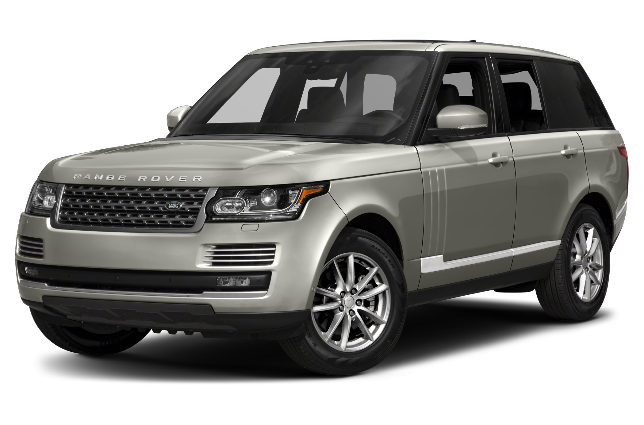 2017 Land Rover Range Rover New Car Test Drive