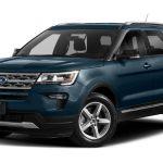 2018 Ford Explorer Xlt 4dr 4x4 Pictures