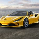 2020 Ferrari F8 Spider Base 2dr Convertible For Sale