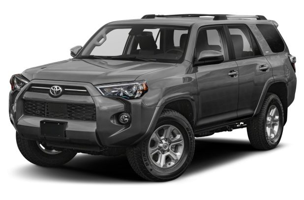 2021 Toyota 4Runner Pictures