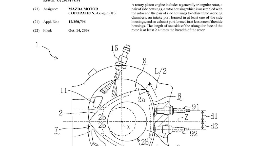 Is the next Mazda Renesis rotary set to get direct