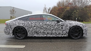 2020 audi rs7 spied