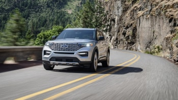 2020 ford explorer first