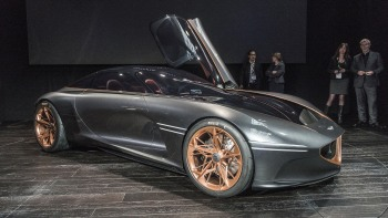 Genesis Essentia Concept Not Yet Headed To Production But Heres