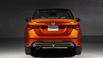 2020 Nissan Sentra First Drive Review Photos Specs Impressions Autoblog