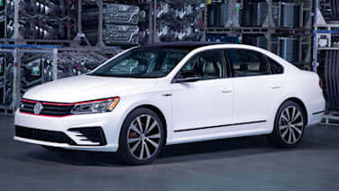 vw passat gt review