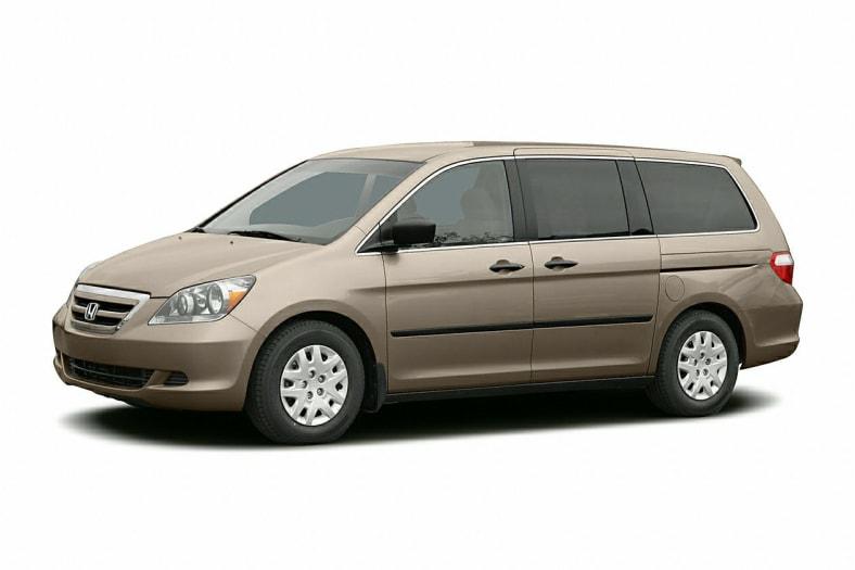 2005 Honda Odyssey Owner39s Manual