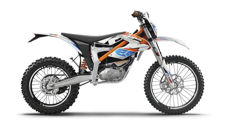 KTM officially launches battery-powered Freeride E [w