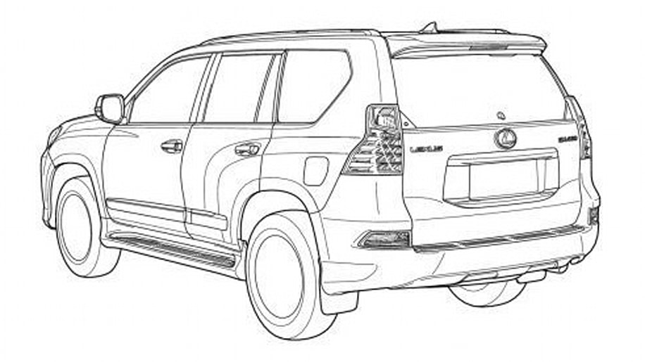 Lexus GX, Toyota Land Cruiser Prado facelifts leaked