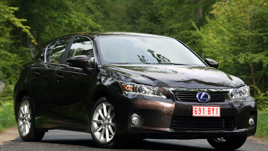 First Drive 2011 Lexus CT 200h Autoblog