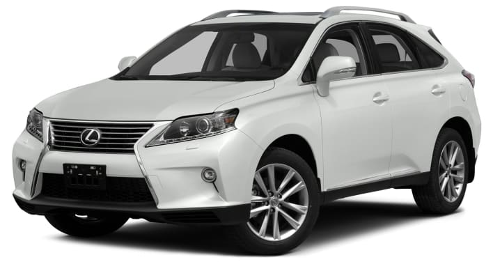 2015 Lexus RX 350 Base 4dr Front Wheel Drive Pricing And