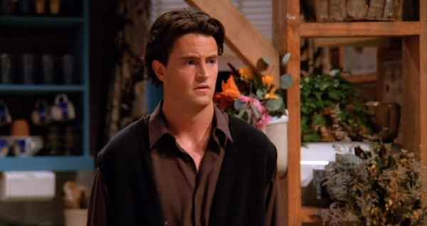 Image result for matthew perry friends