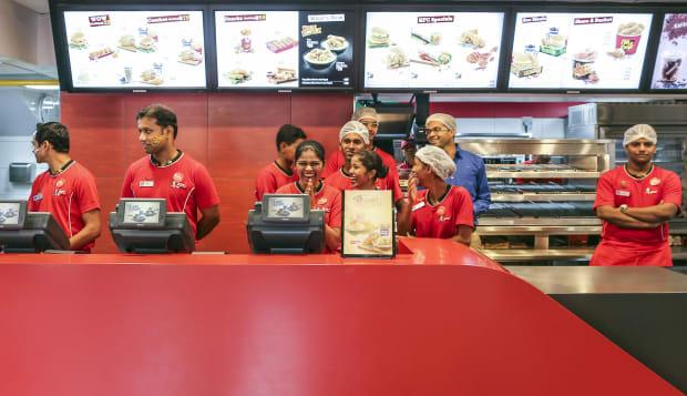 Fast Food Restaurants Jobs Near Me