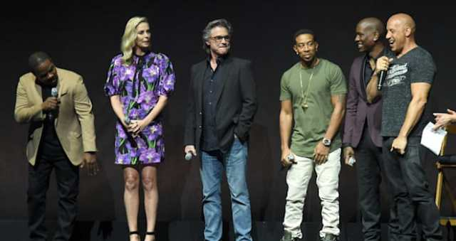 US-ENTERTAINMENT-CINEMACON