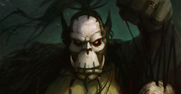 Warcraft World Garad
