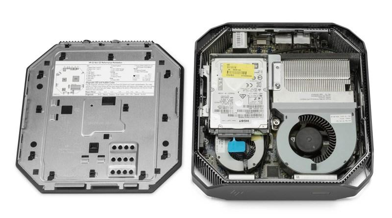 HP multi-screen capable mini-PC