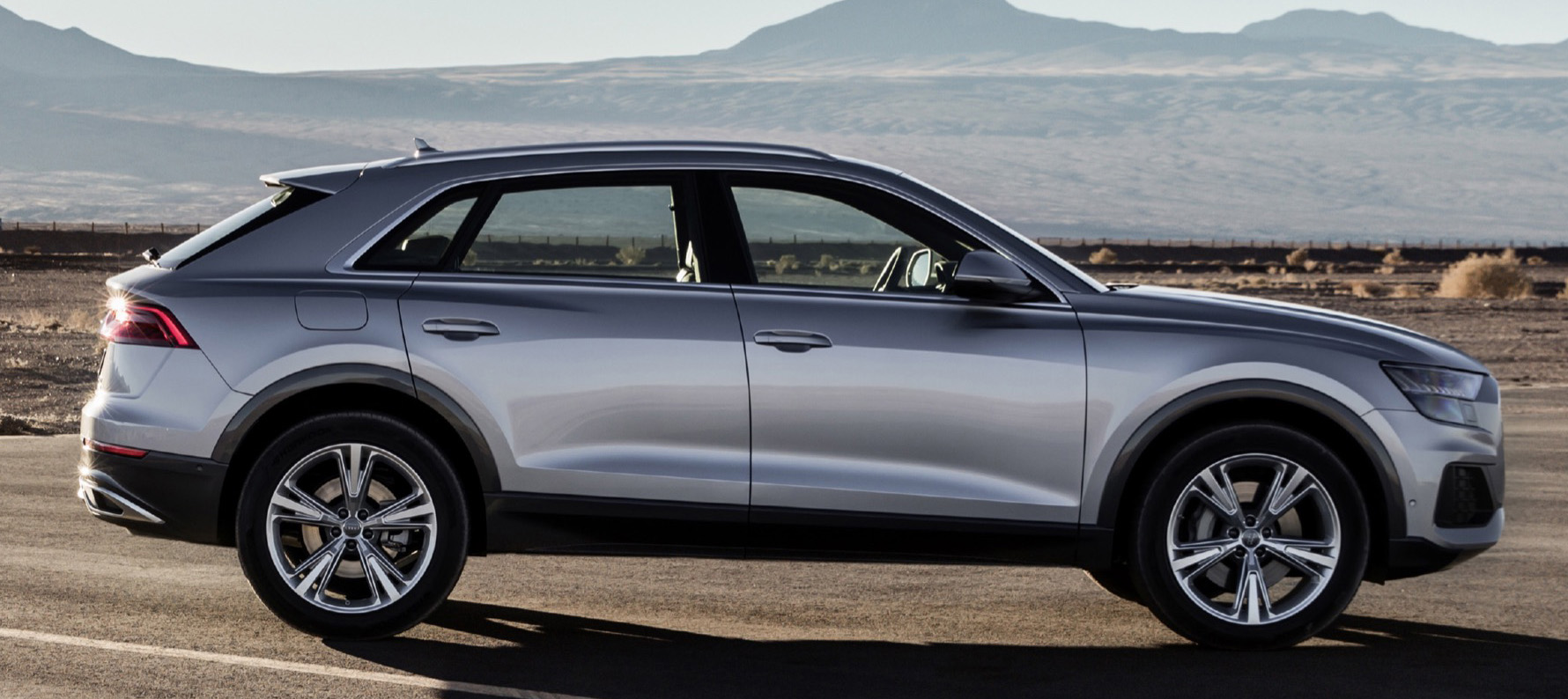 hight resolution of 2019 audi q8 profile