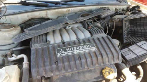 small resolution of mitsubishi got its money s worth with the 6g7 series of v6 engines starting with the 1986 galant and continuing in trucks to the present day