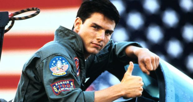 Tom Cruise Confirms Top Gun 2 Is Definitely Happening TopGun INTRO