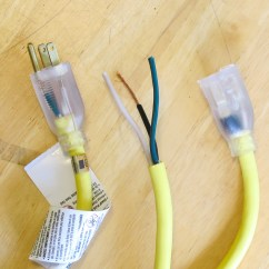 Extension Cord Plug Wiring Diagram Msd Al6 The Best Cords For Your Home And Garage