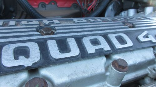 small resolution of this 1991 pontiac grand am with a 5 speed manual is a junkyard gem gm quad 4 engine diagram