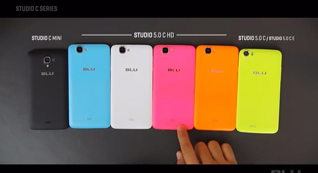 blu products candy toned