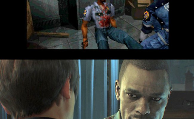 Resident Evil 2 Is The Classic You Remember But With A
