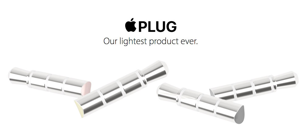 Apple Plug: Smartes Upgrade aufs iPhone 7