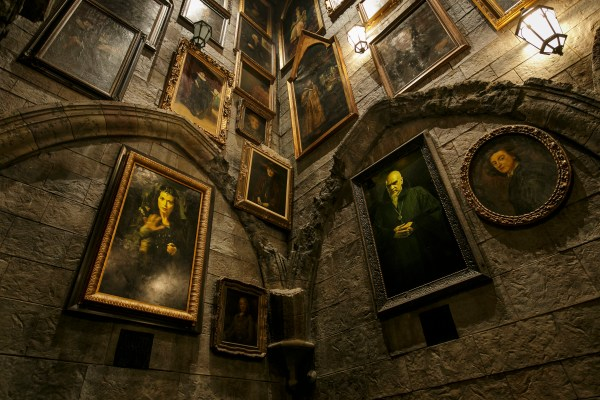 Harry Potter Inside Hogwarts Universal Studios