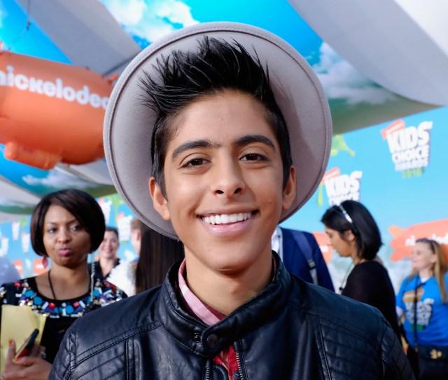 Nickelodeons  Kids Choice Awards Red Carpet