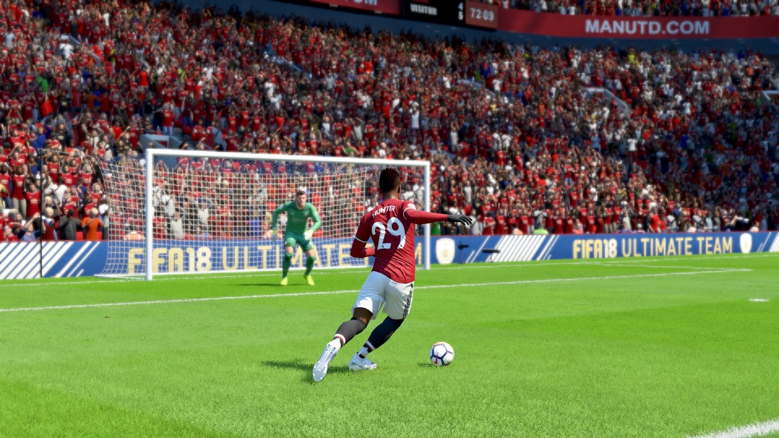 FIFA 18s Story Mode Has Become The Franchises Best Feature