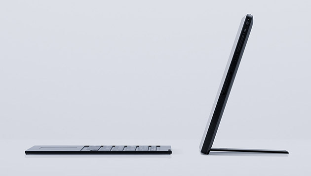 Life after Sony: Vaio shows off hybrid laptop prototype