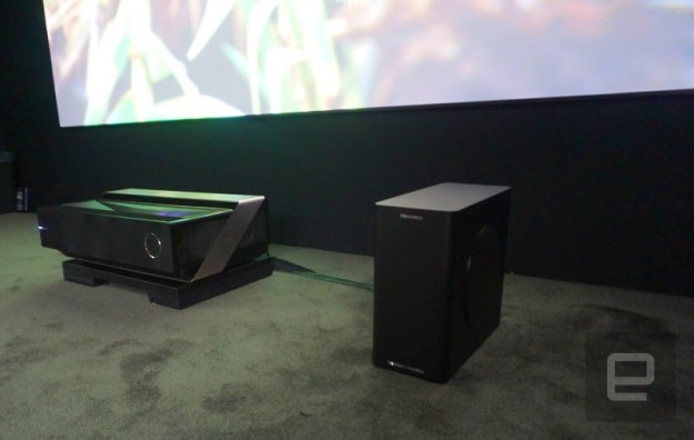 Hisense 'Laser TV'
