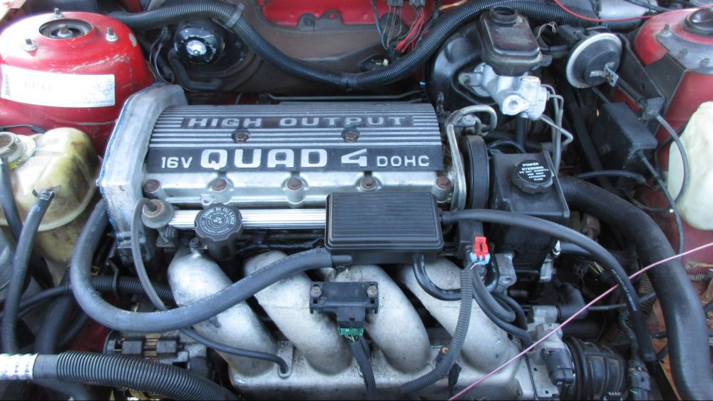 medium resolution of the base engine in the 1991 grand am was the 110 horsepower 2 5 liter pushrod iron duke an engine that might have been fine on a romanian tractor in 1953