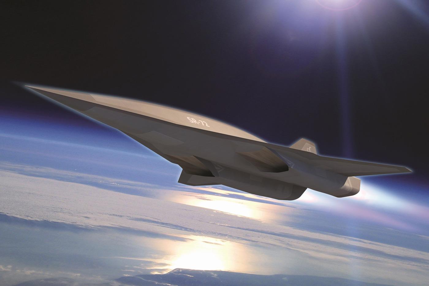 洛馬在極音速飛機領域取得進展,最快 2018 年可以試飛示範機