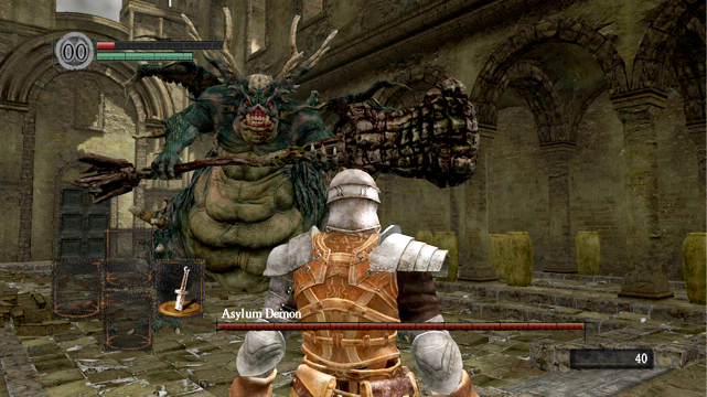 Image result for dark souls 1 gameplay
