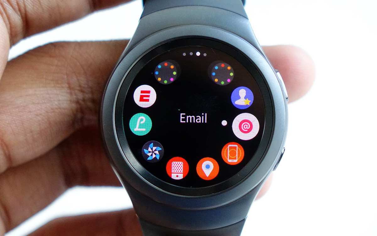Gear S2 讓 Samsung 終於有了款真正漂亮的智慧手錶
