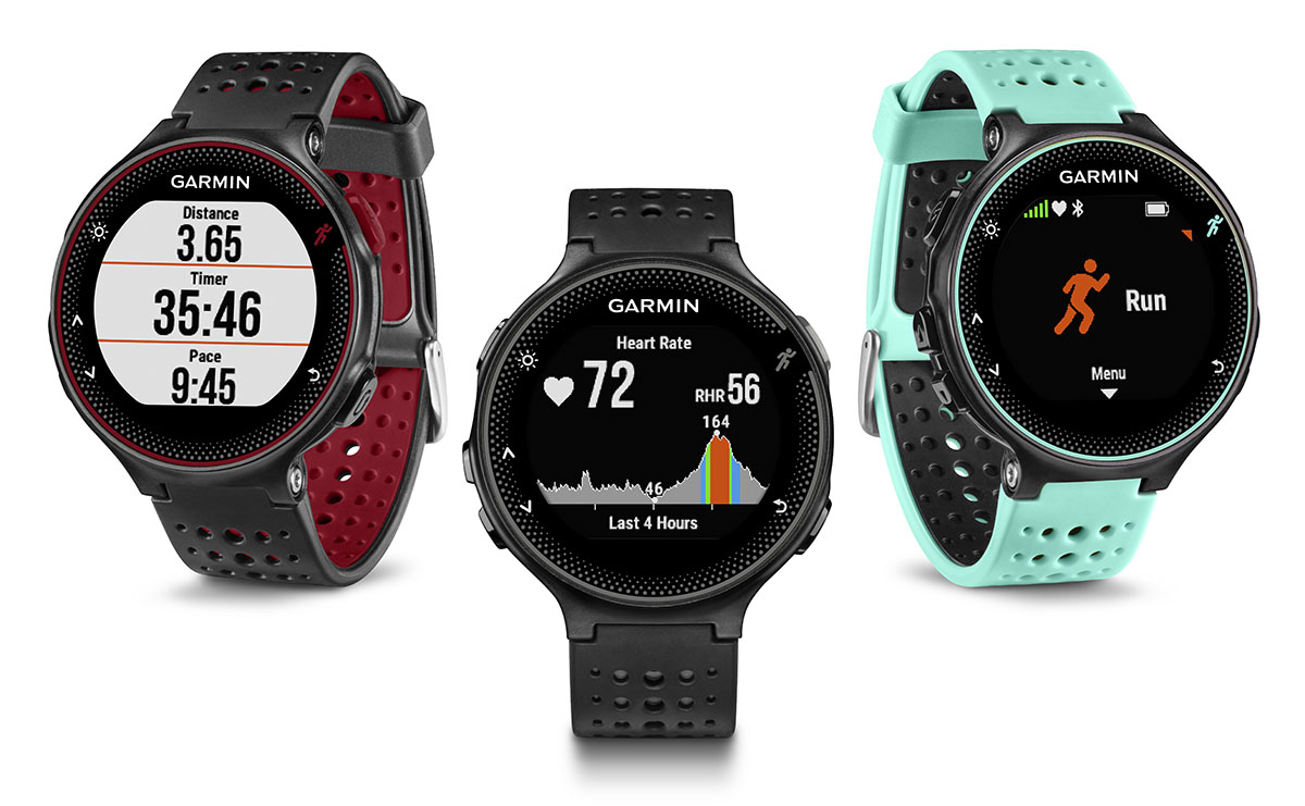 Garmin 新推三款運動手錶