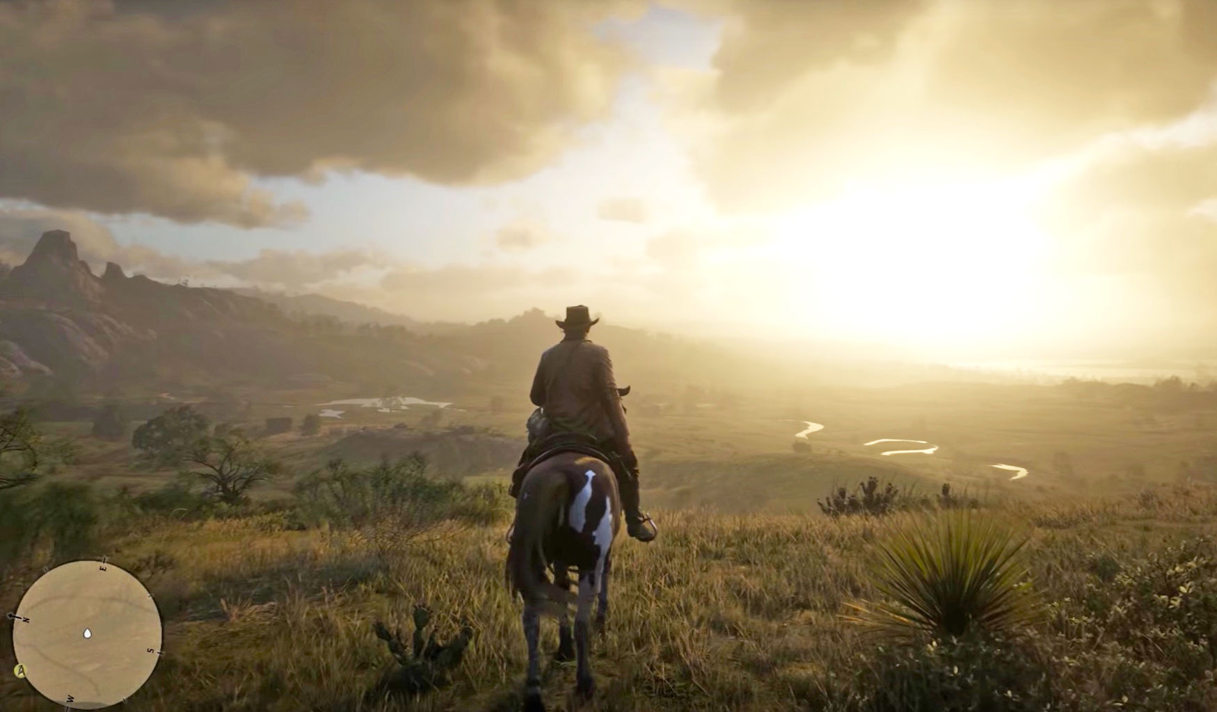 'Red Dead Redemption 2' trailer shows off a more ambitious sequel