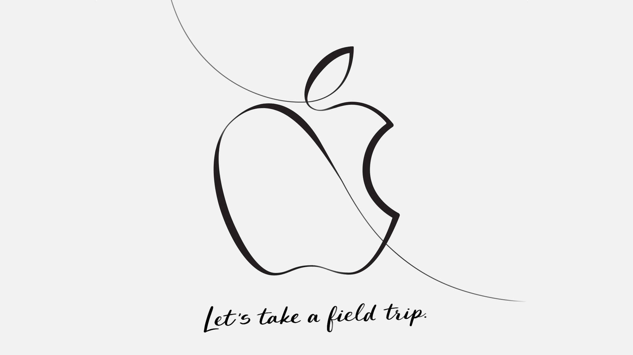 Apple is holding an education-focused event on March 27th