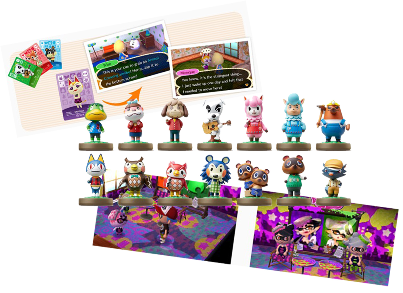amiibo support is coming