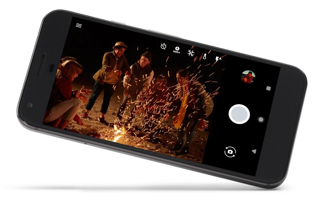 كاميرا جوجل Pixel