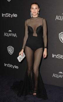 Scandalous Golden Globe Dresses Of